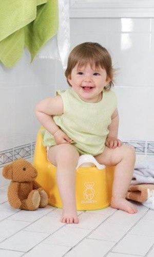 Как приучить малыша к горшку?