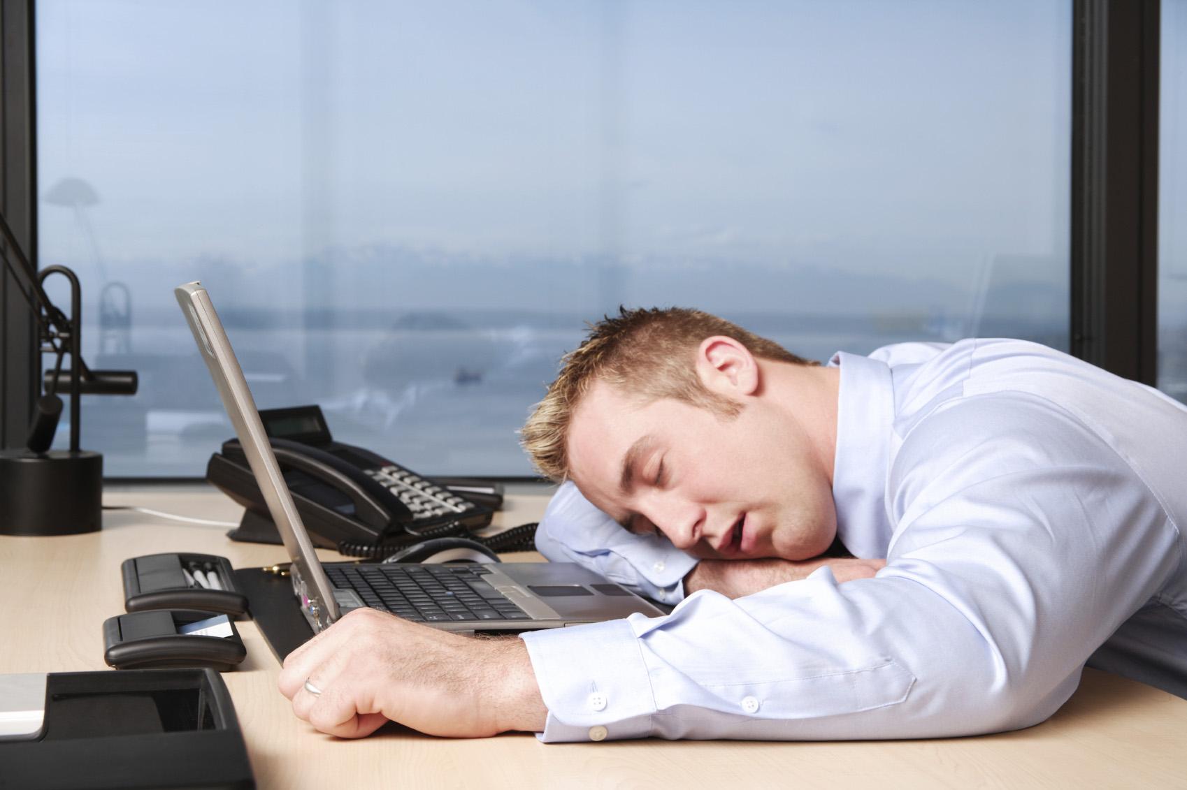Усталость и потенция