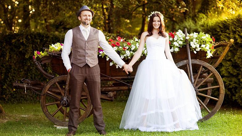 Как организовать бюджетную и красивую свадьбу