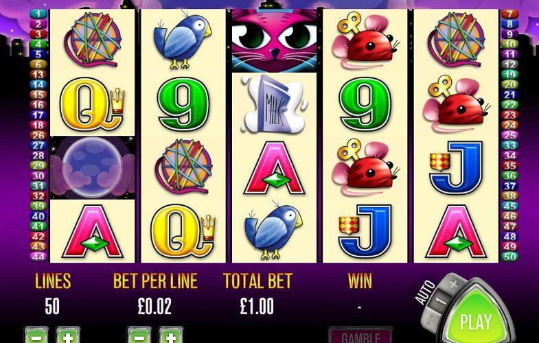Игровой автомат Miss Kitty - большие выигрыши для везунчиков