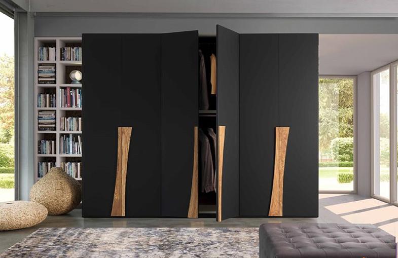 Шкаф-купе для спальни: комфорт и функциональность