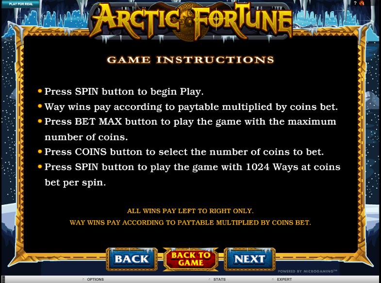 Игровой автомат Arctic Fortune - на поиски золота викингов в онлайн казино Джойказино
