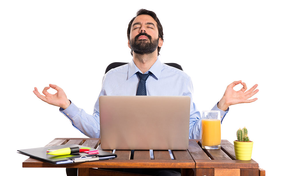 Как преодолеть стресс на работе и дома?