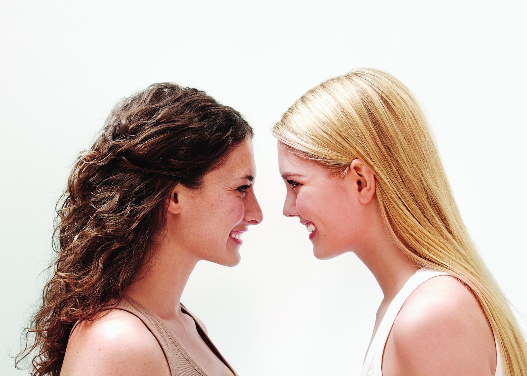Современные способы химической завивки волос