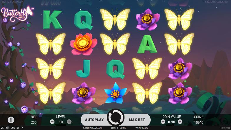 Игровой автомат Butterfly Staxx - бесплатно попробуй слоты в Вулкан 24 казино