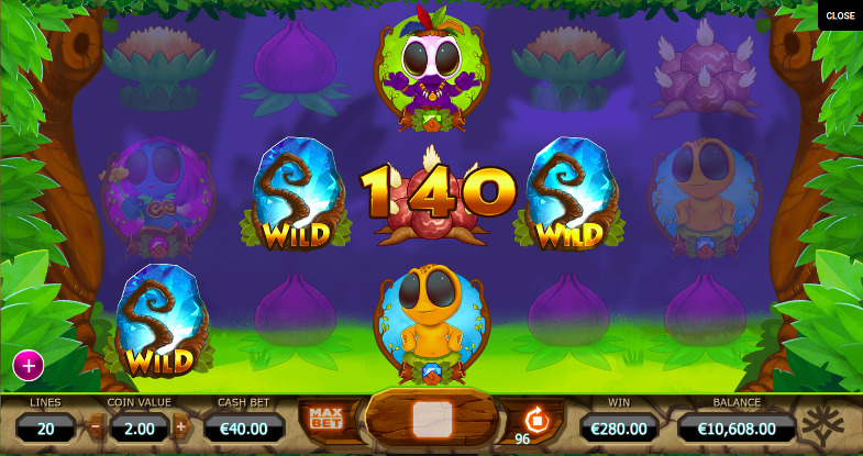 Игровой автомат Chibeasties - играй и выиграй деньги в онлайн казино Адмирал