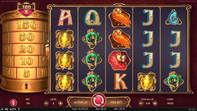 Игровой автомат Turn Your Fortune - играйте в слоте онлайн в казино GMS Deluxe