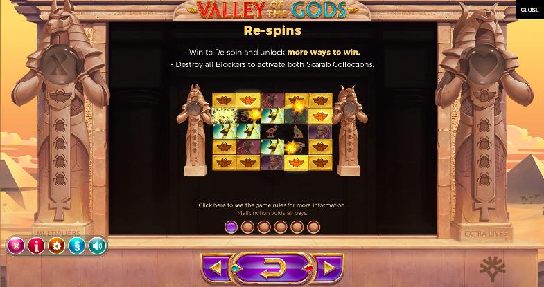 В автомате Valley of The Gods побеждай на Вулкан Гранд - официальный сайт игрового клуба