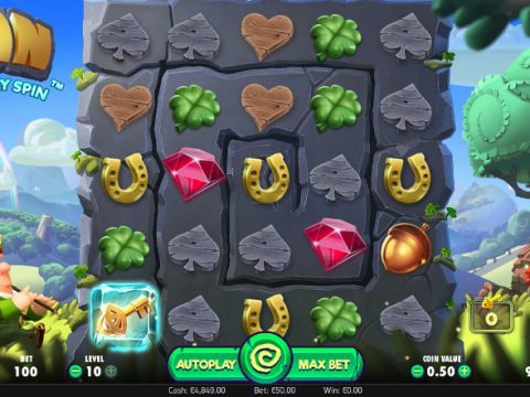 Игровой автомат Finn and the Swirly Spin - побеждай онлайн в лучшие слоты