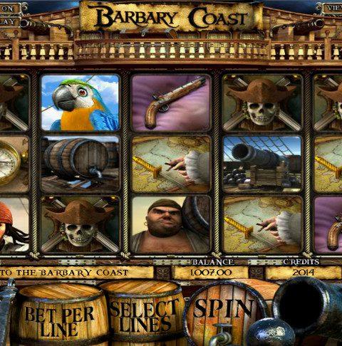 В Вулкан Делюкс казино играй в автомате Barbary Coast и получай большие выигрыши