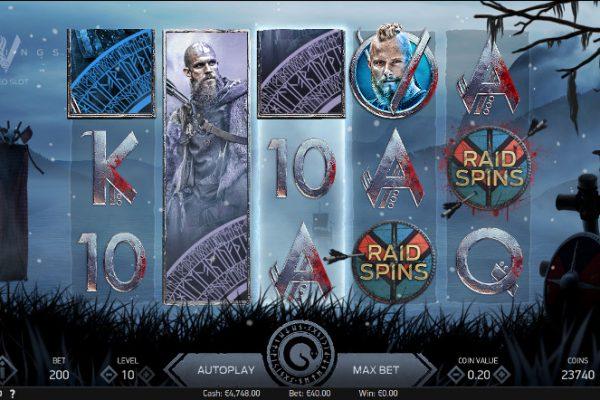 Игровой автомат Vikings - играть в лицензионном казино Вулкан Старс