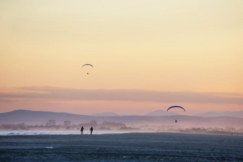 Как прыгнуть с парашютом в первый раз?