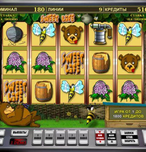Игровой автомат Sweet Life - в слоты Игрософт играть в Вулкан Вегас казино
