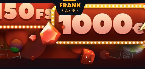 Frank casino зеркало