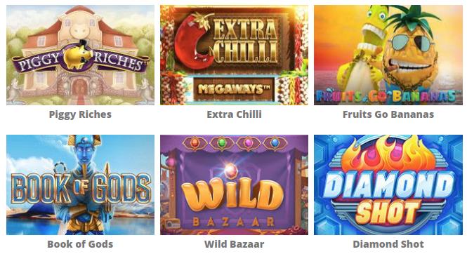 Автоматы Casino Vulkan